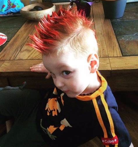 crazy hair ideas for 5 year olds boys top 50 crazy hairstyles ideas for kids family holiday