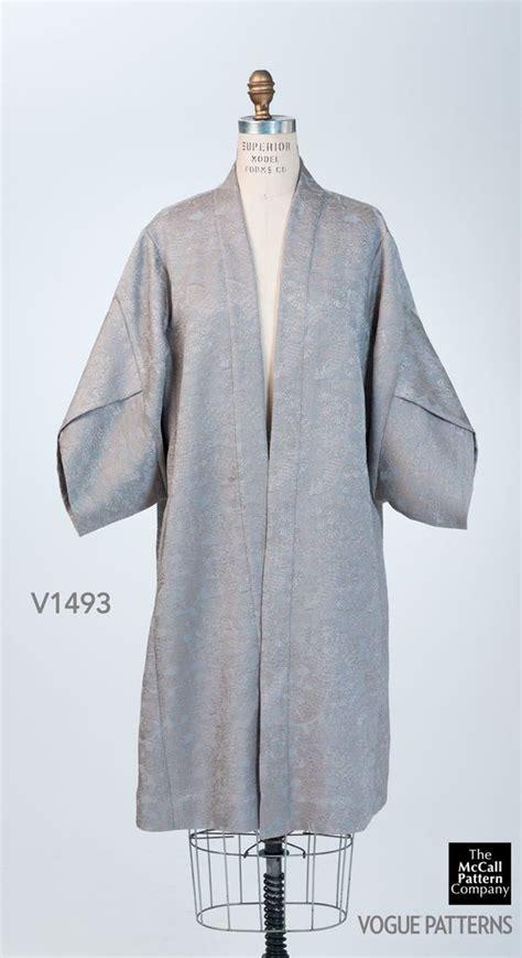 kimono jacket pattern mccalls vogue patterns kimonos and vogue on pinterest
