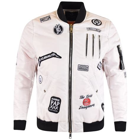 design white jacket designer bomber jacket jackets review