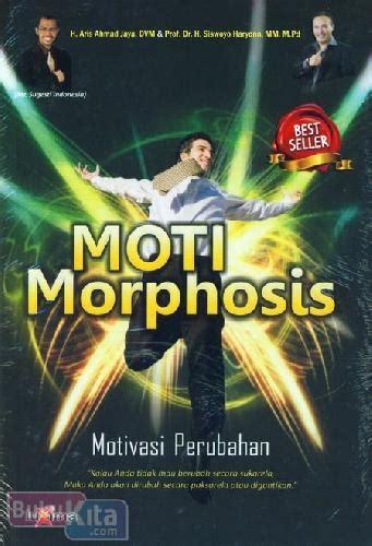 bukukita moti morphosis motivasi perubahan