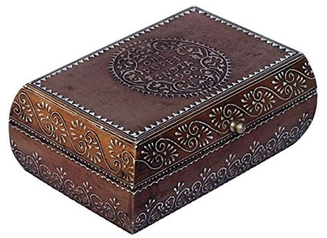 Handmade Jewelry Boxes For Sale - clearance items sale 8 quot handmade wooden jewelry box