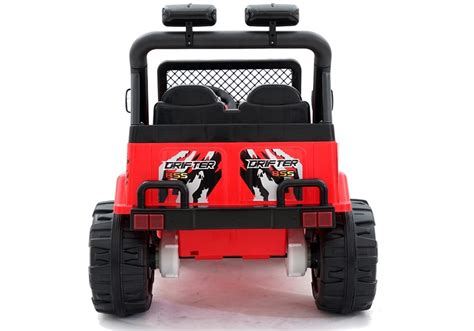 Kinder Auto Mit Fernsteuerung by Elektroauto F 252 R Kinder Jeep Raptor Road Rot 2x45w Mit