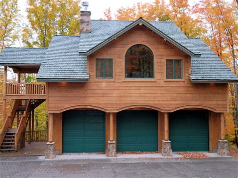 marvelous garage with apartment above 6 4 car garage with quot little bear quot est un confortable c 244 t 233 piste mini ski