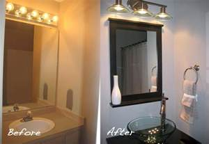 Bathroom Reno Ideas Photos by Before And After Diy Bathroom Renovation Ideas