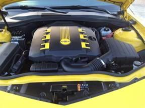 2010 2015 chevy camaro rs v6 engine cover decal set