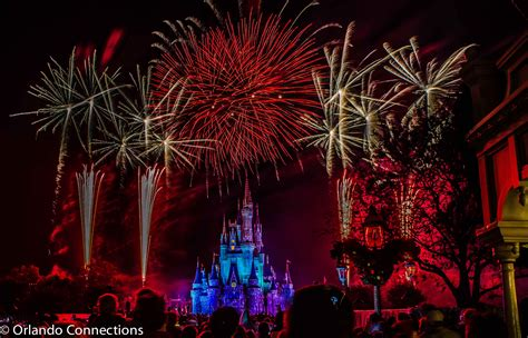 new years orlando disney fireworks live on new year s orlando connections