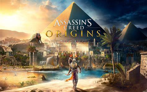 assassins creed origins wallpaper assassin s creed origins egypt 4k 8k games 7764