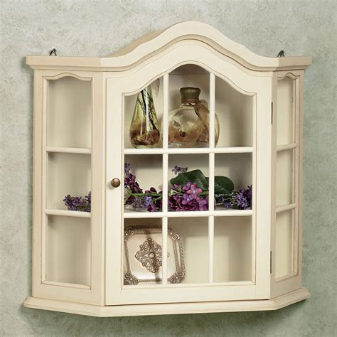 Wall Mounted Curio Cabinet Display Roselawnlutheran