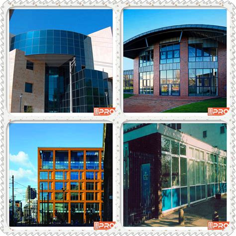 glass curtain wall cost cheap curtain wall price visible aluminum frame glass