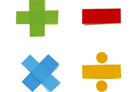 imagenes de operacion matematicas las cuatro operaciones vanguardia com
