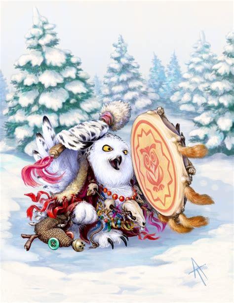 Snow Owl Papercraft By Elfbiter On Deviantart - snowy owl by napluvayka on deviantart