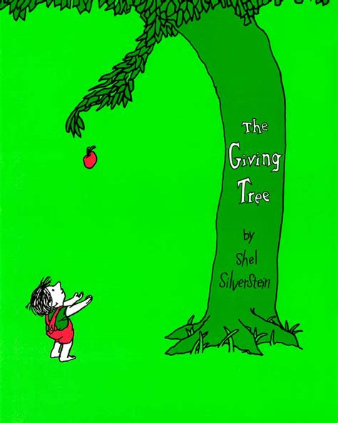 the kiddy pool shel silverstein s quot the giving tree quot on give and take christ and pop culture