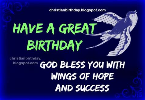 Happy Birthday God Bless You Quotes God Bless You Happy Birthday Christian Image With Quotes