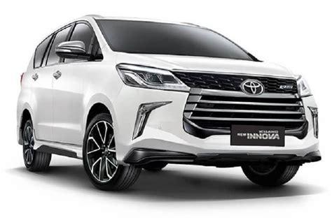 Toyota Innova Crysta Facelift 2020 by 2019 Toyota Innova Crysta Launch Price Specs Interior