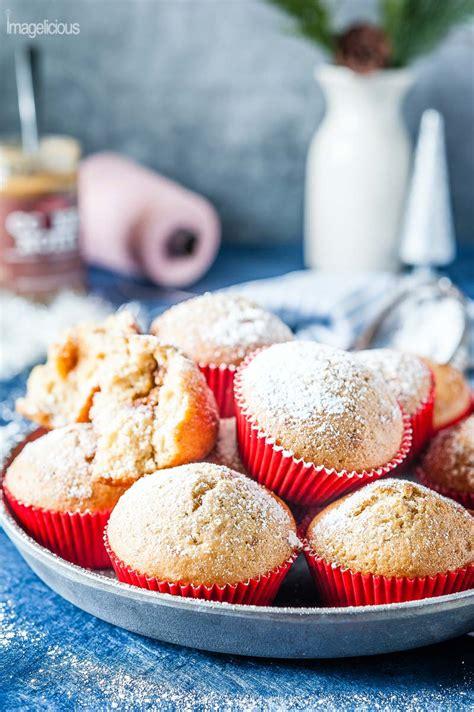 Piring Butter Cupcake cookie butter stuffed cupcakes imagelicious