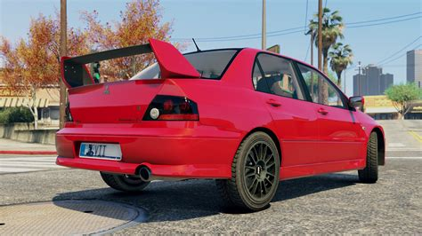mitsubishi evo mr mitsubishi lancer evo 8 mr tuning gta5 mods com