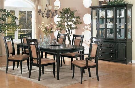 espresso dining room furniture dark espresso finish contemporary formal dining room w options