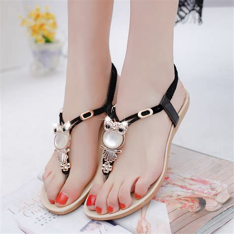 Sepatu Fashion Korea Wedges 8 68 aliexpress buy slippers 2017 sandals summer flip flops new fashion