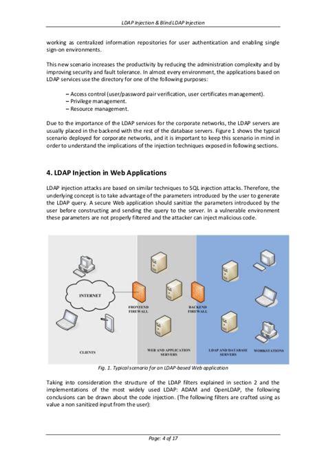 tutorial java ldap how to write an ldap query