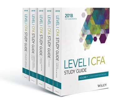 Cfa Level 3 2018 Hardcopy Printed Version wiley cfa all products