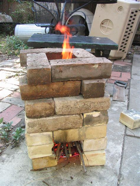 backyard rocket stove 12 rocket stove plans to cook food or heat small spaces
