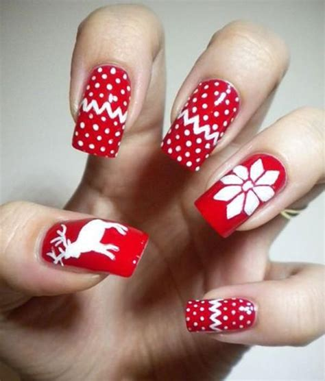 new year nail design 2015 47 out of the box ways to style the classic nail