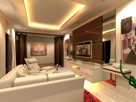 minimalist villa house decorating design interior home