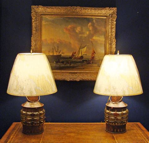 Decorating A Buffet Table Amazing Nautical Table Lamps Diavolet Designs