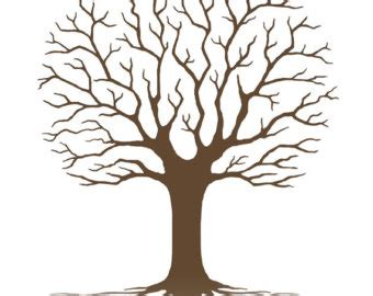printable family tree art fall tree printable clipart best