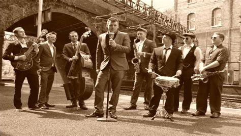 swing performers hire newcastle north east wedding bands amv live music