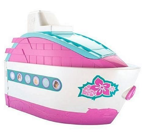 barbie and boat barbie fbd82 dolphin magic ocean view boat medmind co uk