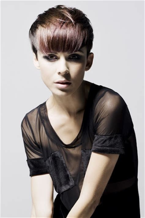 toni and guyshort hair cut toturial 25 best ideas about short copper hair on pinterest
