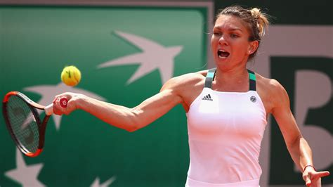halep stages comeback to make open semis