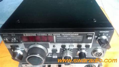 Potensio Ht Icom V80 By Aneka Ht jual icom ic 290 swaradio