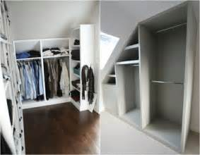 begehbarer kleiderschrank ideen begehbarer kleiderschrank unter dachschr 228 ge ideen und