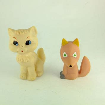 fox rubber st shop vintage rubber baby toys on wanelo