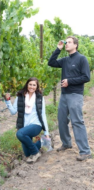 beckman winery tasting room balletto vineyards has great wine and an all american