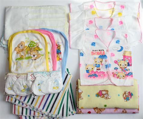 Baju Bayi Selusin daftar perlengkapan persiapan untuk bayi laily arofah