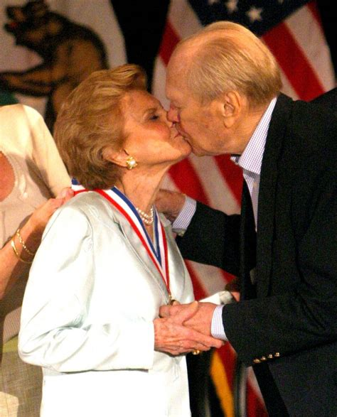 how was gerald ford when he died obituary photos honoring betty ford tributes