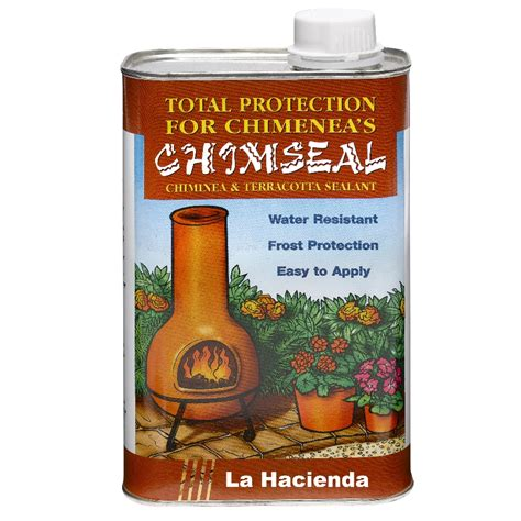 chiminea sealer sealer for clay chimineas and terracotta pots