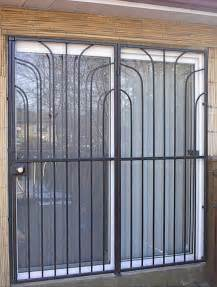 Patio Door Gate Patio Gate Special Design 1 Metalex Security Doors