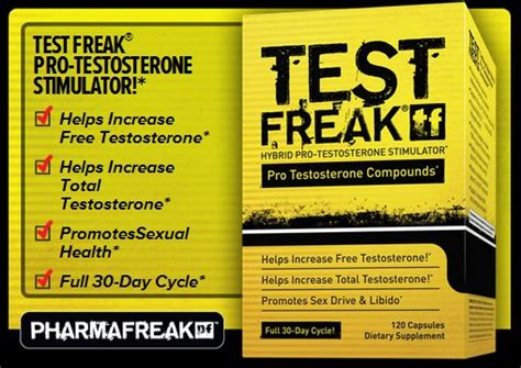 Harga Clear Muscletech pharmafreak test freak suplemen testosterone