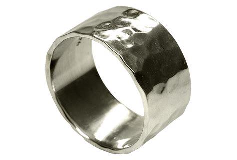 Wie Ring Polieren by Silbermoos Ring Damenring Bandring Gl 228 Nzend Geh 228 Mmert