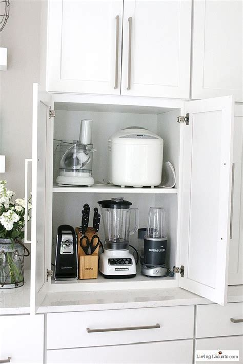 kitchen cabinets organizers that keep the room clean and