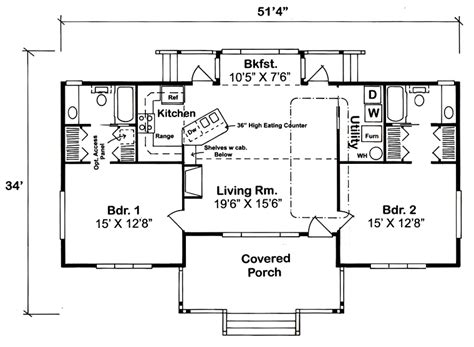 home design for 1200 sq ft house plan 32323 at familyhomeplans com