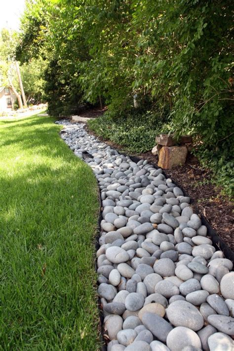 dry creek bed for drainage kirkwood dry creek bed drainage solution 7 pond market