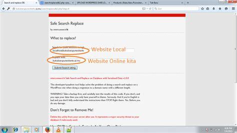 membuat wordpress menjadi com membuat domain hosting wordpress offline menjadi online