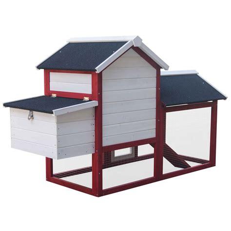 una gabbia per polli stalla per polli casa di pollame conigliera gabbia ebay