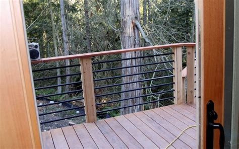 Backsplash Ideas For Kitchen horizontal deck railing ideas wood railing stairs and