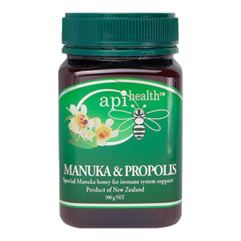 Honey Jelly Original New Pack manuka propolis 500g winter wellness health